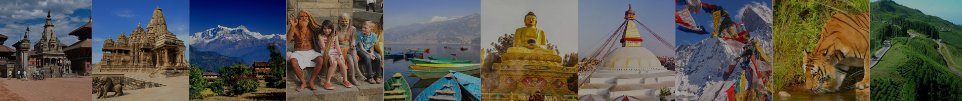 North India and Nepal Tours