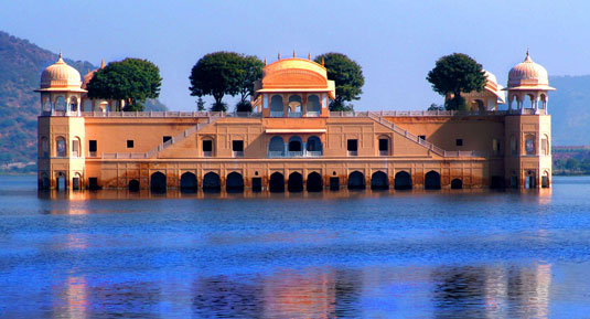 jal mahal with Rajasthan Tour