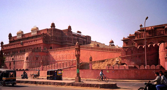 junagarh fort with Rajasthan Tour Packages
