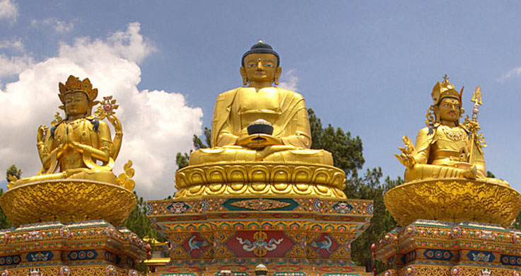 nepal buddist prayer