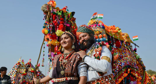 pushkar mela with Rajasthan Tour Packages