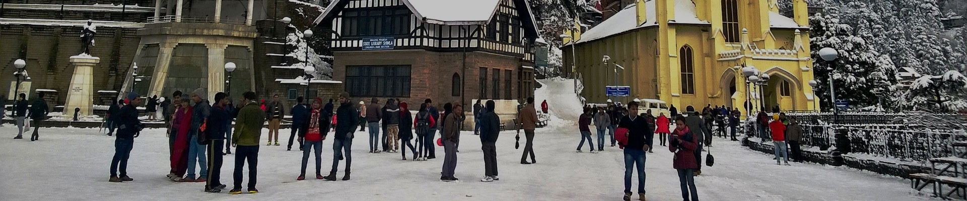 Shimla new year