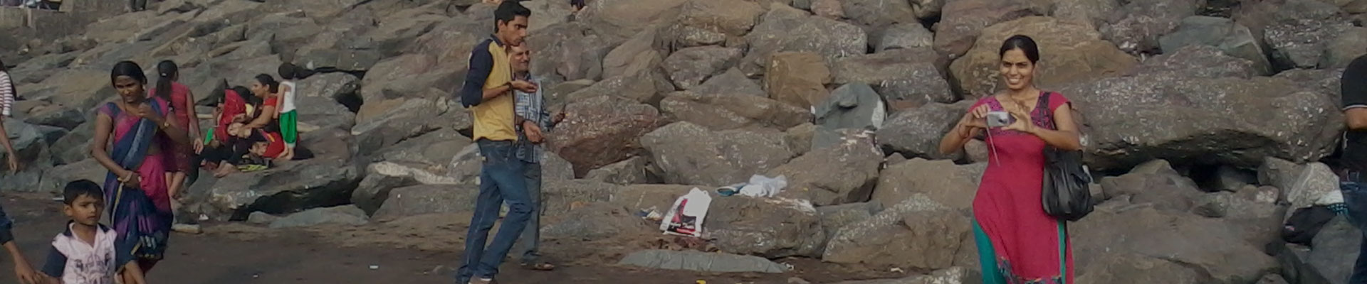 Tithal beach