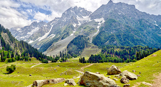 Kashmir & Leh Tours sonmarg