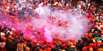 Holi Celebration In Rajasthan Professional guides