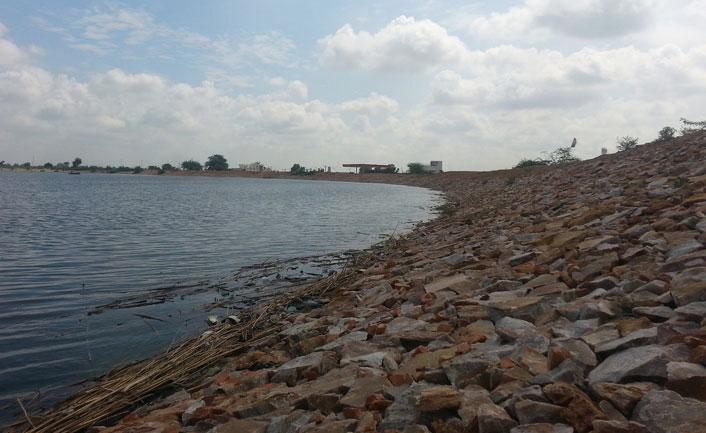 Image result for Chandlai lake Jaipur