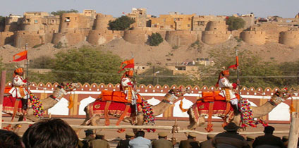Desert Festival in best travelling guide to Rajasthan