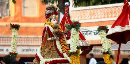 Gangaur Festival In Rajasthan local guide