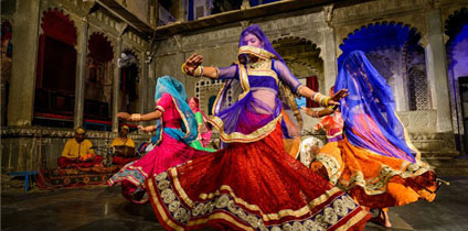 Ghoomer Dance Of Rajasthan travelling guide