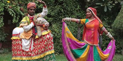 Kachhi Ghodi dance Of Rajasthan