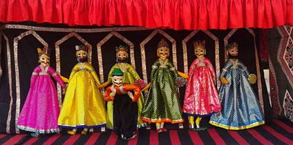 Kathputli Dance Of Rajasthan local guide