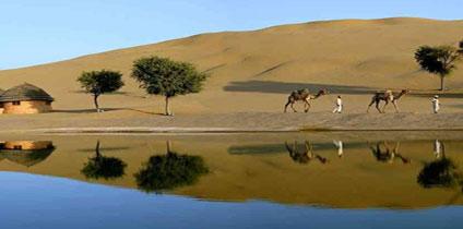 Khimsar In Rajasthan travel guide
