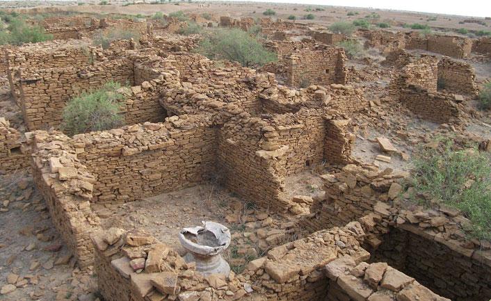 Kuldhara A haunted ancient village