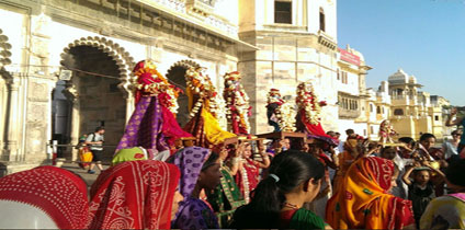 Mewar Festival Udaipur in best travelling guide to Rajasthan