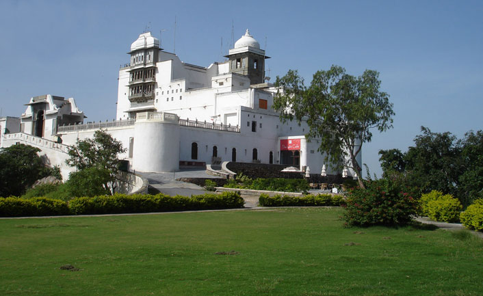 Monsoon Palace in Udaipur