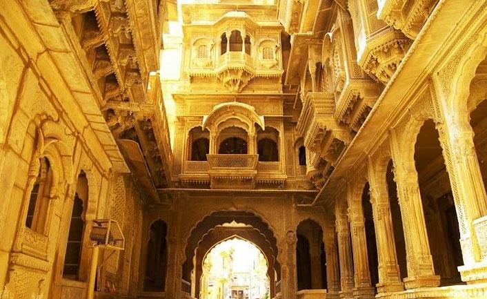 Patwon ki haweli Jaisalmer