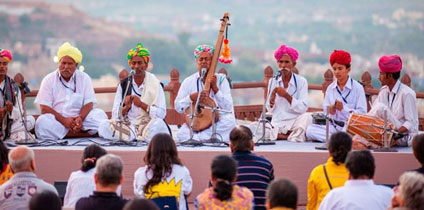 International Folk Festival in Rajasthan tourism and travel guide