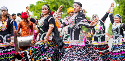Kalbelia Dance Of Rajasthan tour and travel guide