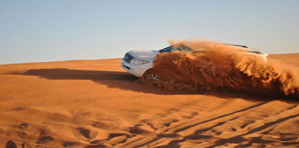 dune bashing in In our guide to Rajasthan travel,