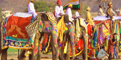 Elephant Festival Rajasthan travel guide