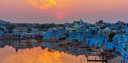 Pushkar Lake In Pushkar With Rajasthan Travel information guide