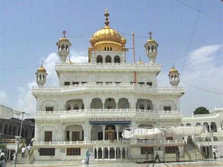 Akal Takht in Amritsar