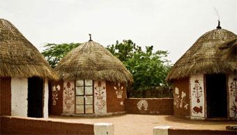 Visnoi Village