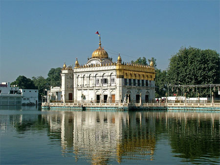 Amritsar Dugriyana Temple