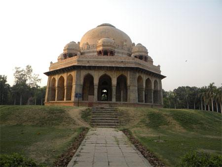 Heritage Walk in Delhi