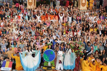 International Festival Yoga