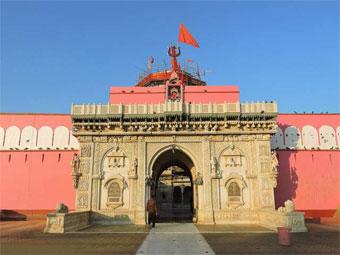Karni Mata Temple Deshnok Monuments in Bikaner