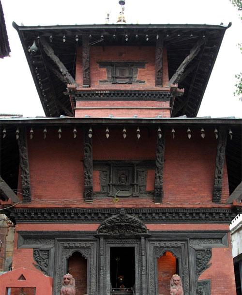Kathwala Temple