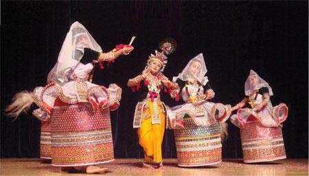 Khajuraho Dance