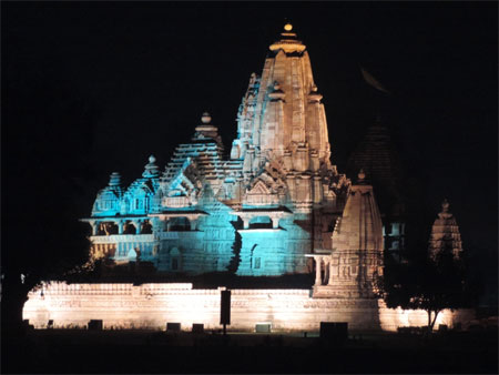 Khajuraho Light and Sound Show