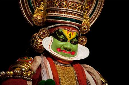 Kochi Kathakali Dance