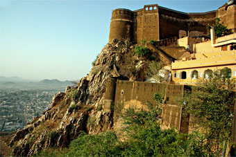 Kuchaman Fort Monuments in rajasthan