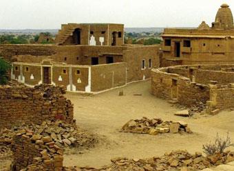 Kuldhara Village Jaisalmer