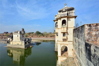 Padmini Palace Monuments in Rajasthan