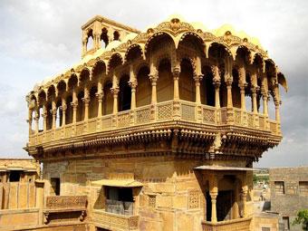 Salim Singh Haweli Jaisalmer