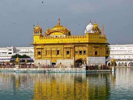 Amritsar The Golden Temple