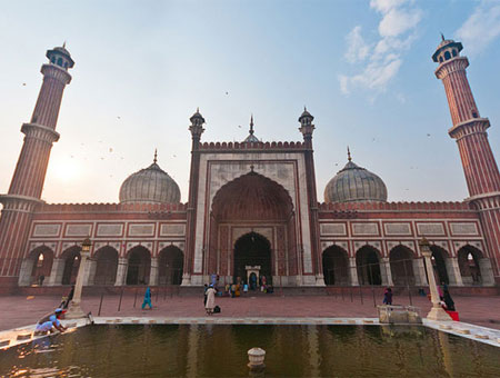 Agra Jama Masjid