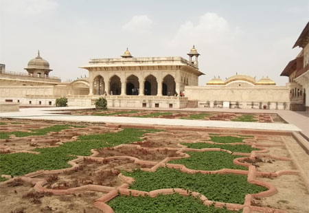 Agra Khas Mahal