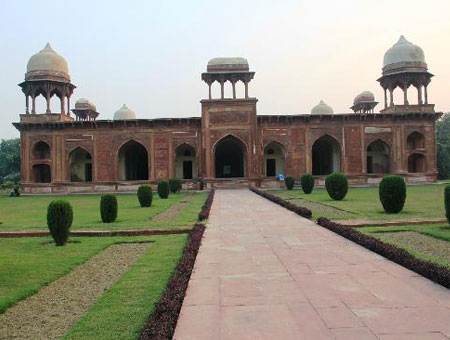 Agra Mariam Tomb