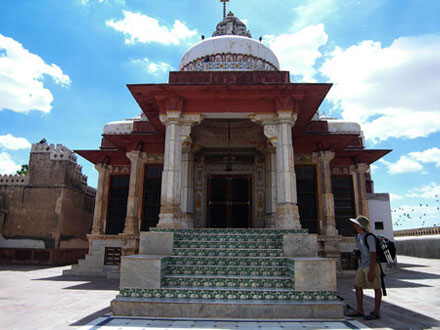 Bhandasar Jain Temple Bikaner