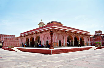 tourist attractions in Jaipur City Palace