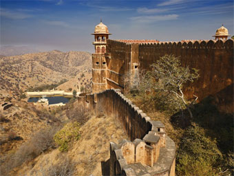Jaigarh Fort tourist attractions in Jaipur