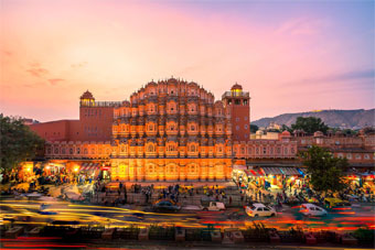 Splendid Rajasthan tourist attractions Jaipur