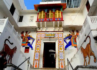 Kankroli Dwarkadhish Temple Udaipur