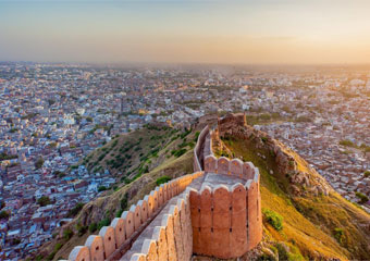 tourist attractions in Jaipur Nahargarh Fort
