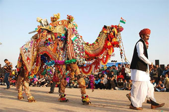 Pushkar Fair in splendors of Rajasthan